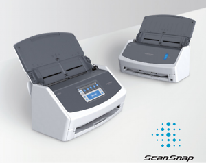 Máy quét Fujitsu ScanSnap iX 1600- PA03770-B401 (Máy quét có kết nối Wi-Fi)