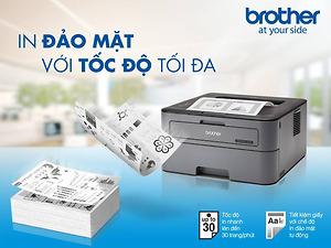 Máy in Brother 2320D chính hãng * in 2 mặt tự động *