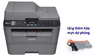 Máy in Brother MFC-L2701D - Đa  chức năng scan, copy, fax ,duplex
