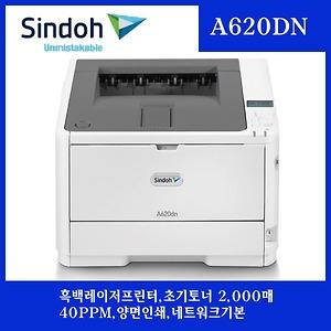 Máy in Sindoh A620dn in 2 mặt tự động ,network tốc độ cao