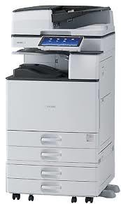 MÁY PHOTOCOPY RICOH AFICIO MP 3555 SP (Cấu hình ARDF + copy + in + scan  + 2 Khay)