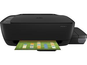 MÁY IN PHUN MÀU HP INK TANK 315 (Z4B04A) in, scan, photocoppy có sẵn bộ chế chính hãng