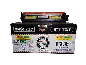 Hộp mực 17A Vinacolor sử dụng cho máy HP LaserJet Pro M102a / M102w / M130a / M130fn / M130fw / M130nw