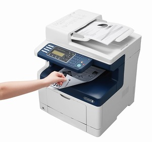 Máy in Laser đa năng Fuji Xerox DocPrint M355df