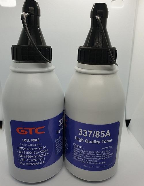 Mực đổ  tti - 128 V nạp (bơm) cho hộp mực 35A/85A/337/325/78A/59A/05A/80A/55A/16A....