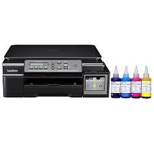 Máy in phun màu Brother DCB T910W Đa chức năng (Flatbed) In màu/Photo màu/ Scan màu/Fax