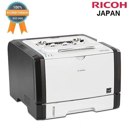 Máy in Ricoh 320DN (in 2 mặt - in qua mạng) chính hãng