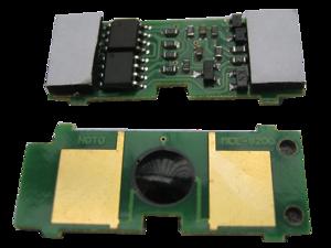 Chíp Laser màu HP 2500 / 1500