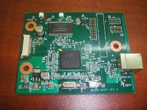 Board formatter Canon 1210