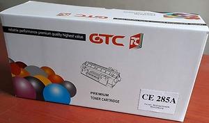 Hộp mực GTC 85A/35A/312 cho các dòng HP 1102/1005/1006/Canon 3050/6000/3010....