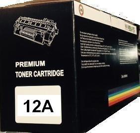 Hộp mực 12A hộp mực 303  GTC  (Q2612A) -dùng cho máy HP 1020/2900