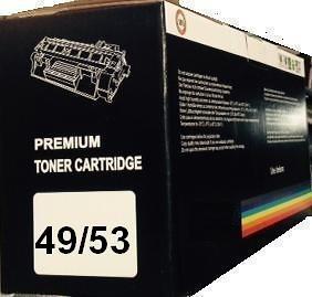 Hộp Mực 53A cho máy in HP Laserjet 1160/ 1320/ 3390/ 3392/ Canon LBP 3300/ 3360